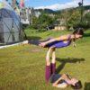 Acro Yoga!