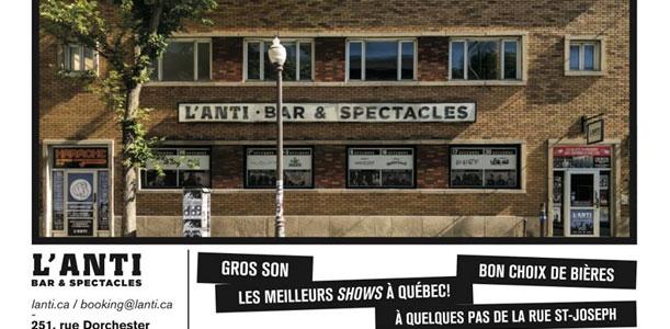 L'Anti Bar & Spectacles