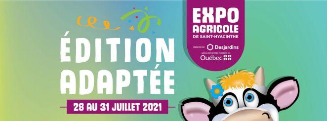 Expo agricole de Saint-Hyacinthe
