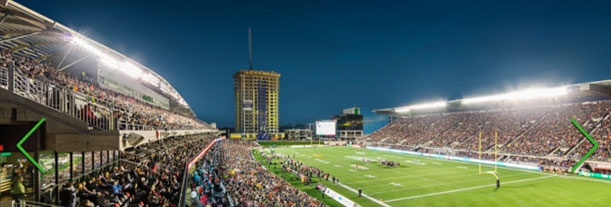 Stade TD Place